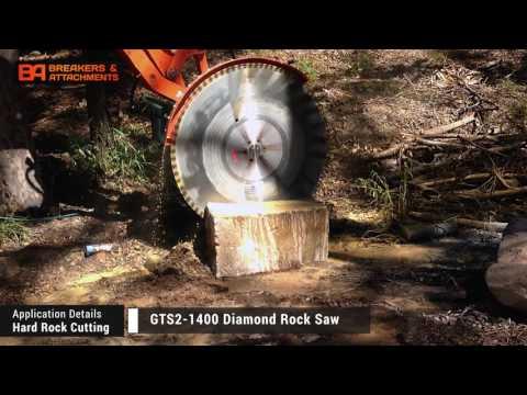 BAEG - GTS2 1400 Diamond Rock Saw