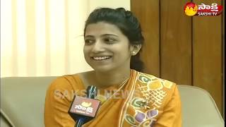 Exclusive interview with Collector Amrapali..
