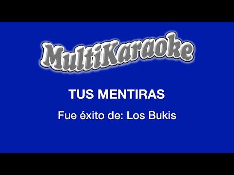 Multi Karaoke - Tus Mentiras