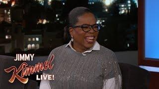 Oprah Winfrey Doesn't Answer Her Phone