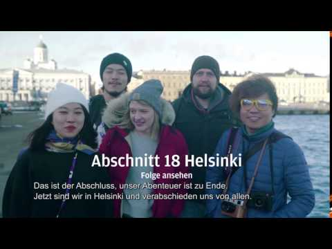 Magie der Polarnacht Abschnitt 18 Expeditionsparty in Helsinki
