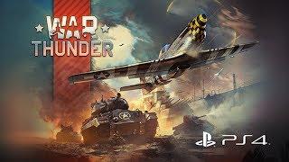 War Thunder strikes PS4