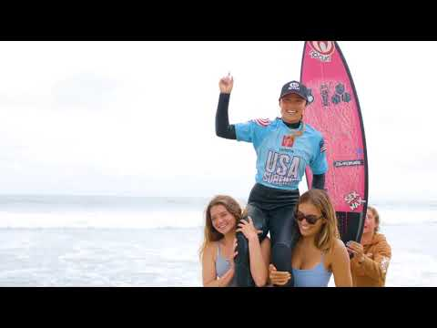 TEAM RIP CURL FINISHES VICTORIOUS AT THE 2019 USA SURFING CHAMPIONSHIP