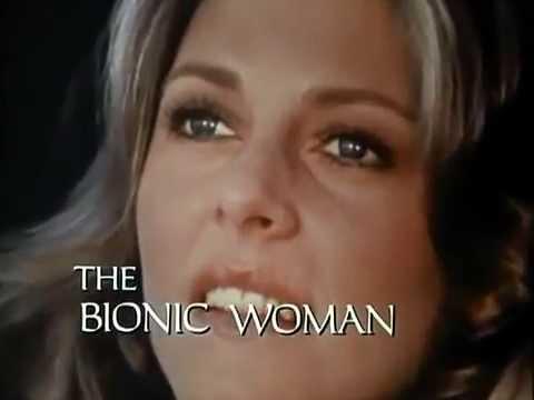 bionic woman gif