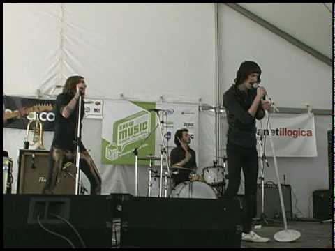 Foxy Shazam - Wanna Be Angel SXSW 2010