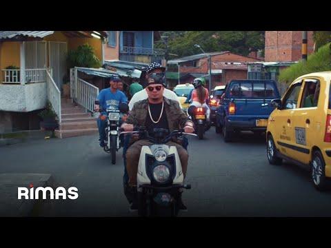 Jowell y Randy visitan Barrios de Medellin