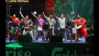 Aseana Percussion Unit - Showreel 2002 to 2009 - Aseana Percussion Unit All changes saved.