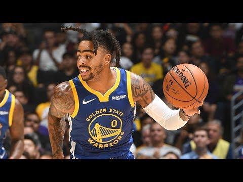Highlights: 2019 Warriors Preseason