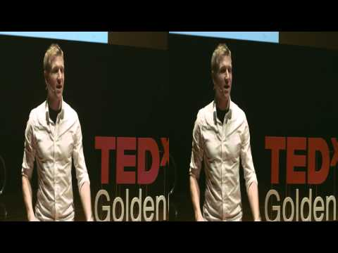 How Coffee Transformed My Life: Brad Butler at TEDxGoldenGatePark (3D)