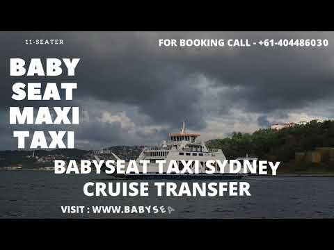 BABY SEAT TAXI SYDNEY |  BABY SEAT TAXI MAXI SYDNEY