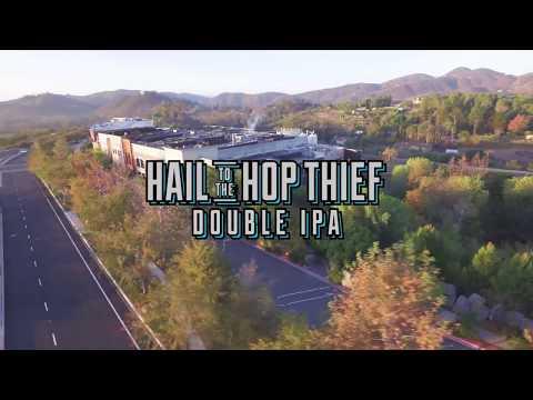 Stone 21st Anniversary Hail To The Hop Thief Double IPA