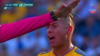 Resumen   Tigres UANL 1 - 0 Monterrey   LIGA Bancomer MX - Clausura 2019
