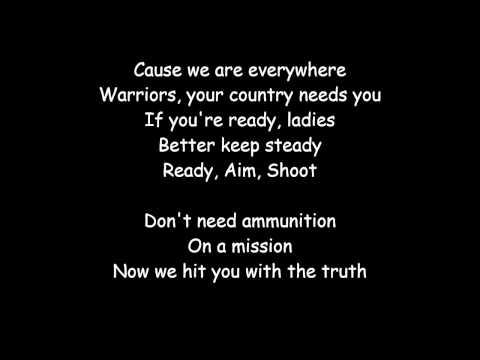 Little Mix - Salute (Lyrics)