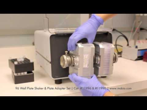Plate Shaker. MO BIO Laboratories