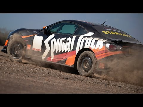 This is Spinal Track | A Rally Experience with a Difference