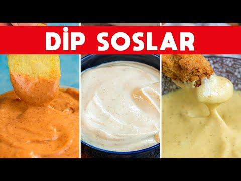 Bandırmaya Hazır Mıyız!? Hemen Öğrenmeniz Gereken Fast Food Eşlikçisi 5 Dip Sos Tarifi I #SOSLAR B4