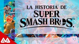 La historia de Super Smash Bros   Como Sakurai creó este titan