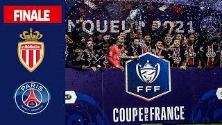 Finale AS Monaco - Paris-SG (0-2), le résumé I Coupe de France 2020-2021