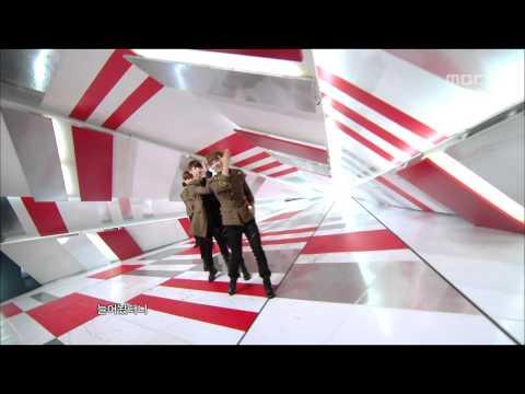 음악중심 - BOY FRIEND - Don't Touch My Girl, 보이프렌드 - 내 여자 손대지마, Music Core 20111008