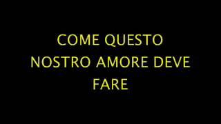 Aleandro Baldi & Francesca Alotta (testo)- Non Amarmi