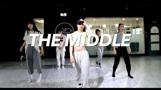 MIND DANCE(마인드댄스) 펑키째즈 6:30 레벨업Class | Zedd, Grey - The Middle | 조윤아T