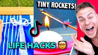 Amazing Life Hacks On Tik Tok