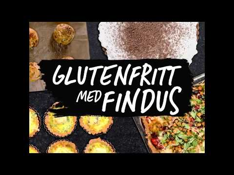 Glutenfria Lax- & Spenatpajer