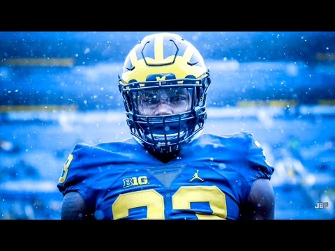 Michigan DE Taco Charlton 2016 Highlights ᴴᴰ