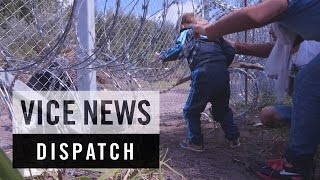 Cutting Through Hungary's Razor Wire Fence: Breaking Borders (Dispatch 6)