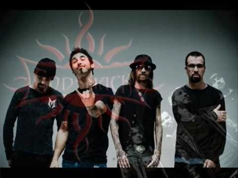 GODSMACK - MISTAKES (Lyrics)
