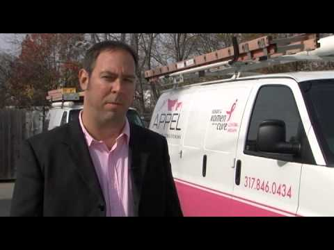 Appel Joins Fight Against Breast Cancer