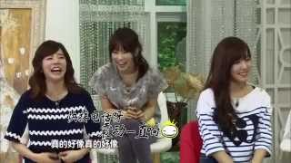 [ENG SUB] SNSD Strongest Group 140815