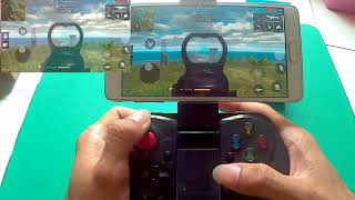 How to play Free Fire - Battlegrounds with ipega gamepad controller or any contoller (no root)
