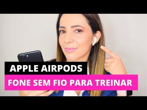 Minha experiência usando o Apple Airpods | Resenha