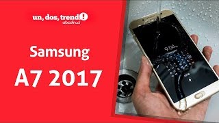 Video Samsung Galaxy A7 2017 Dual 4XIKbs9r6hQ