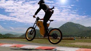 Greyp G12S - La superbike électrique en vidéo