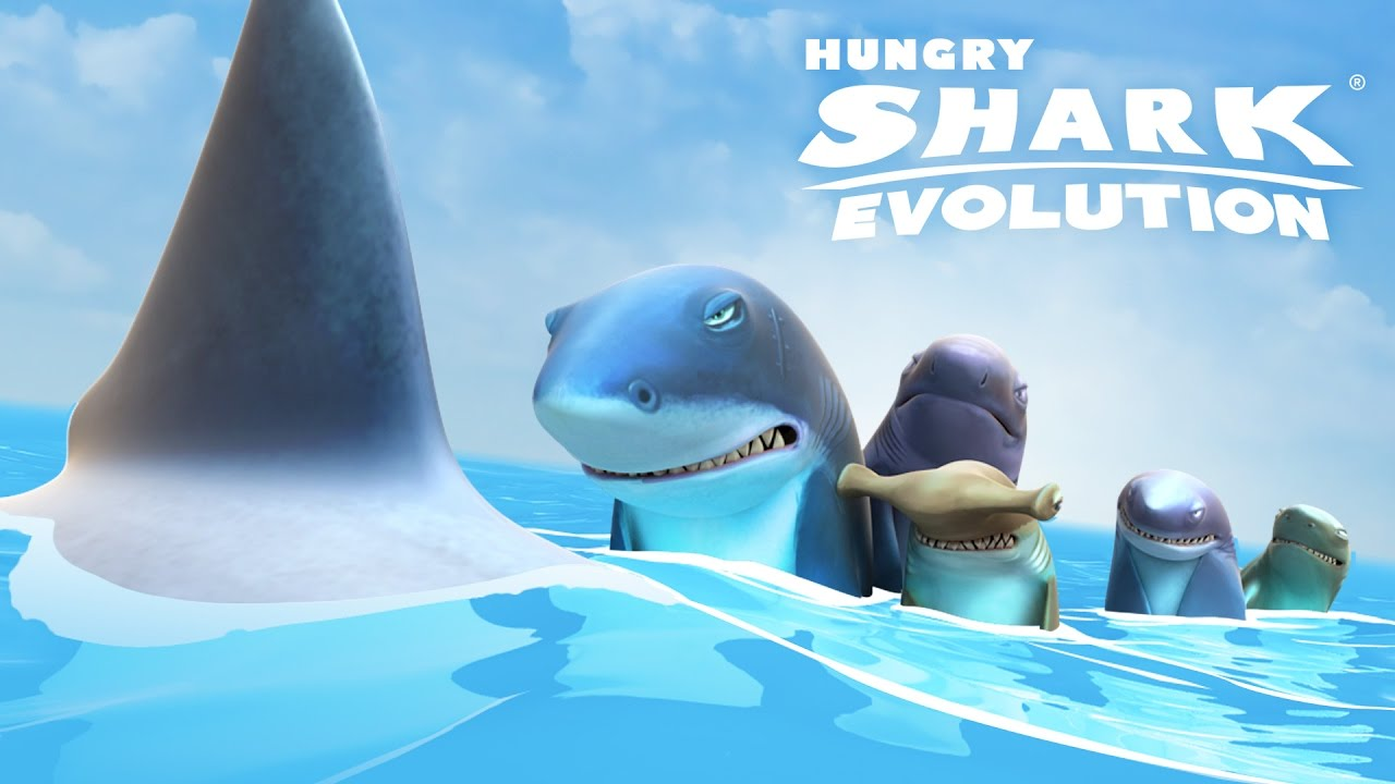 Speel Hungry Shark Evolution on PC 2