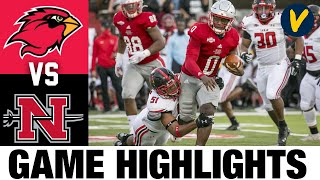 Lamar vs #9 Nicholls Highlights   2021 Spring College Football Highlights