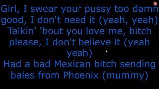 young dolph ft key glock -dum and dummer lyrics