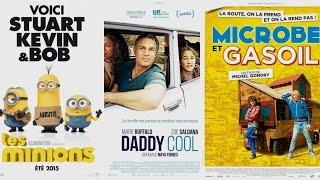 FasCiné #25 (Les Minions, Daddy Cool, Microbe & Gasoil)
