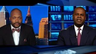 Atlanta mayor and pastor's fiery debate over Trump