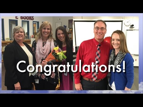 Congratulations Blue Valley Teacher Of The Year Nominees!