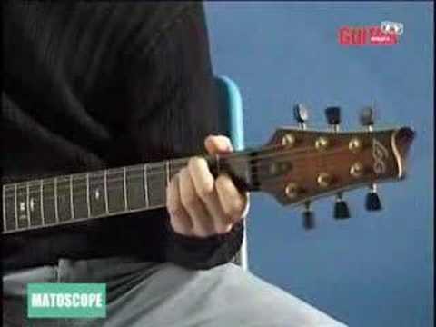 Guitare Lâg 25ème anniversaire (La Boite Noire)