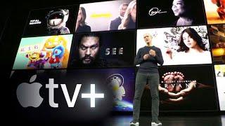 Apple TV Plus se lanza 1 de noviembre a US$4.99 por mes