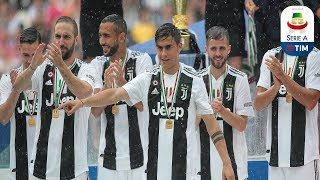 Juventus - Hellas Verona 2-1 - Highlights - Giornata 38 - Serie A TIM 2017/18