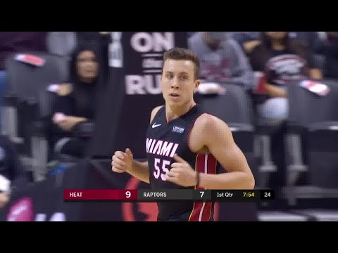 Duncan Robinson Full Play vs Toronto Raptors | 12/03/19 | Smart Highlights