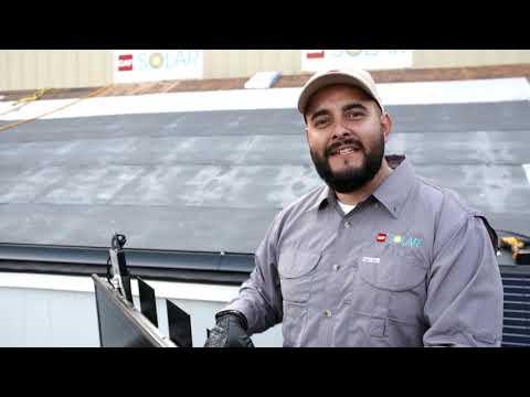 GAF Energy - DecoTech Installation