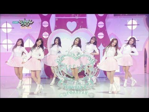 러블리즈_안녕/Lovelyz_Hi~/교차편집_Stage Mix 1080p 60f