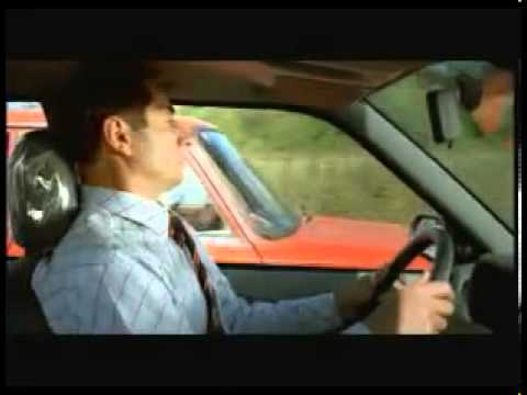 Old Lady Driving - Hilarious.flv