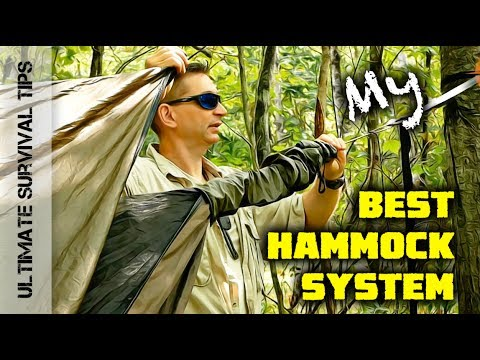 New! HENNESSY HAMMOCK - REVIEW + Quick Set-Up TIPS - Best Hammock?